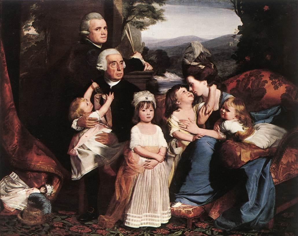 The Copley Family 1776 | John Singleton Copley | Oil Painting