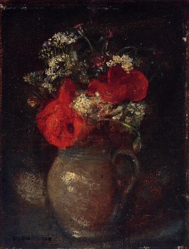 Bouquet | Odilon Redon | Oil Painting