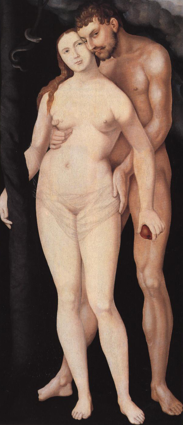 Adam And Eve | Hans Baldung Grien | Oil Painting