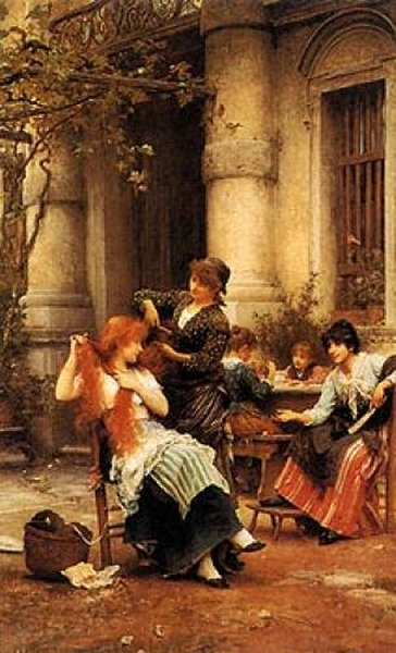 Luke Fildes Painting For Sale