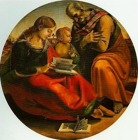The Holy Family | Luca Signorelli | Oil Painting