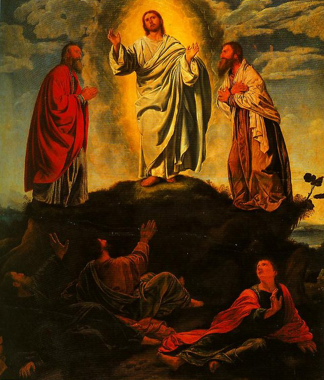 The Transfiguration Painting | Giovanni Gerolamo Savoldo ...
