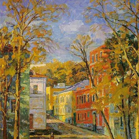 Russian Impressionists