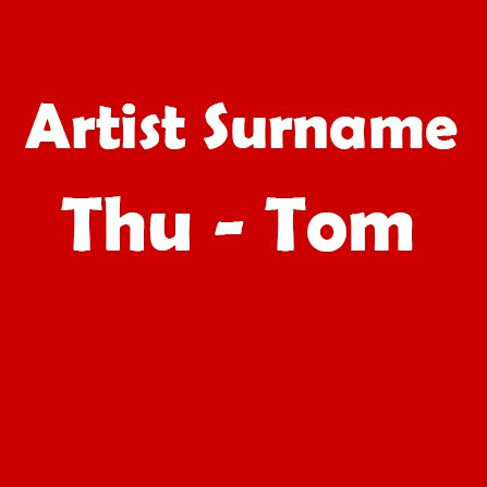Thu - Tom