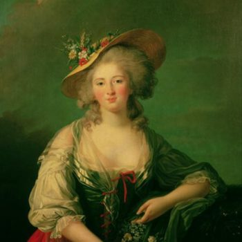 Vigee Le Brun, Louise Elisabeth
