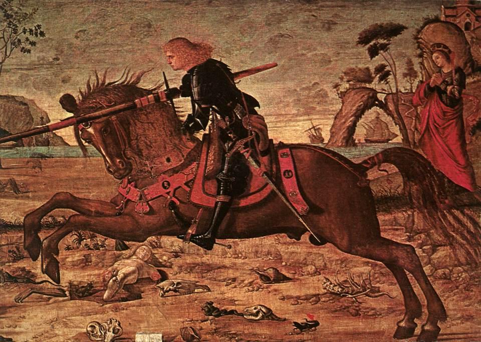 Carpaccio-St-George-and-the-Dragon-detai