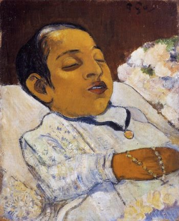 Atiti 1891 1892 | Paul Gauguin | oil painting