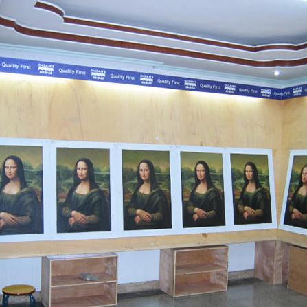 BBC Mona Lisas