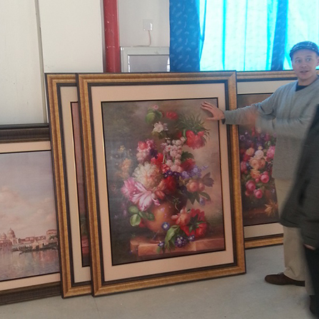 Inspection of Paintings