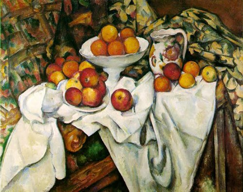 Apples and Oranges 1899 | Paul Cezanne | oil painting