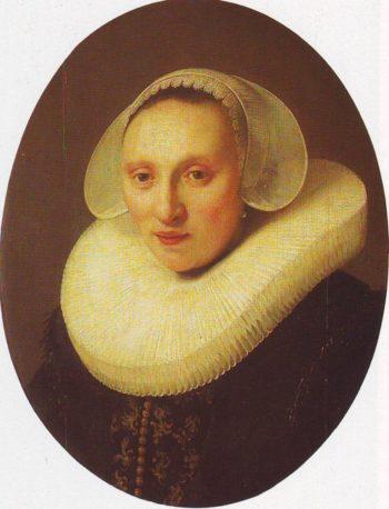 Cornelia Pronck   Rembrandt   oil painting