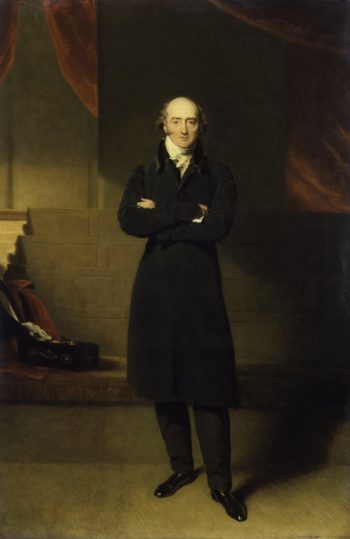 George Canning | Richard Evans | oil painting