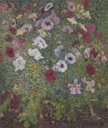 Bouquet of Flowers | Henri Martin | oil painting