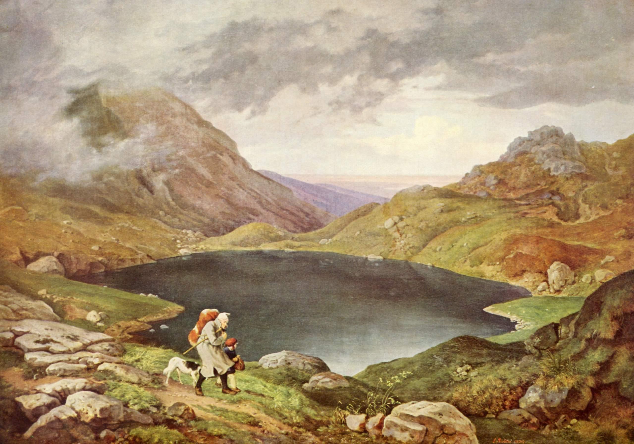 Afbeeldingsresultaat voor teich im riesengebirge