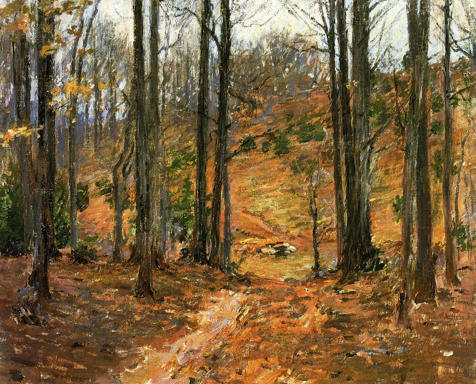 Theodore Robinson Best Paintings
