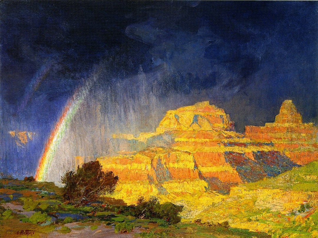 Grand Canyon Painting | Edward Potthast Oil Paintings
