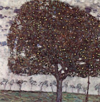 Apple Tree II | Gustav Klimt | oil painting