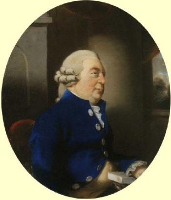 Sir Elijah Impey   Sir Thomas Lawrence   oil painting