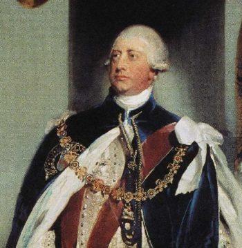 George III Detail   Sir Thomas Lawrence   oil painting