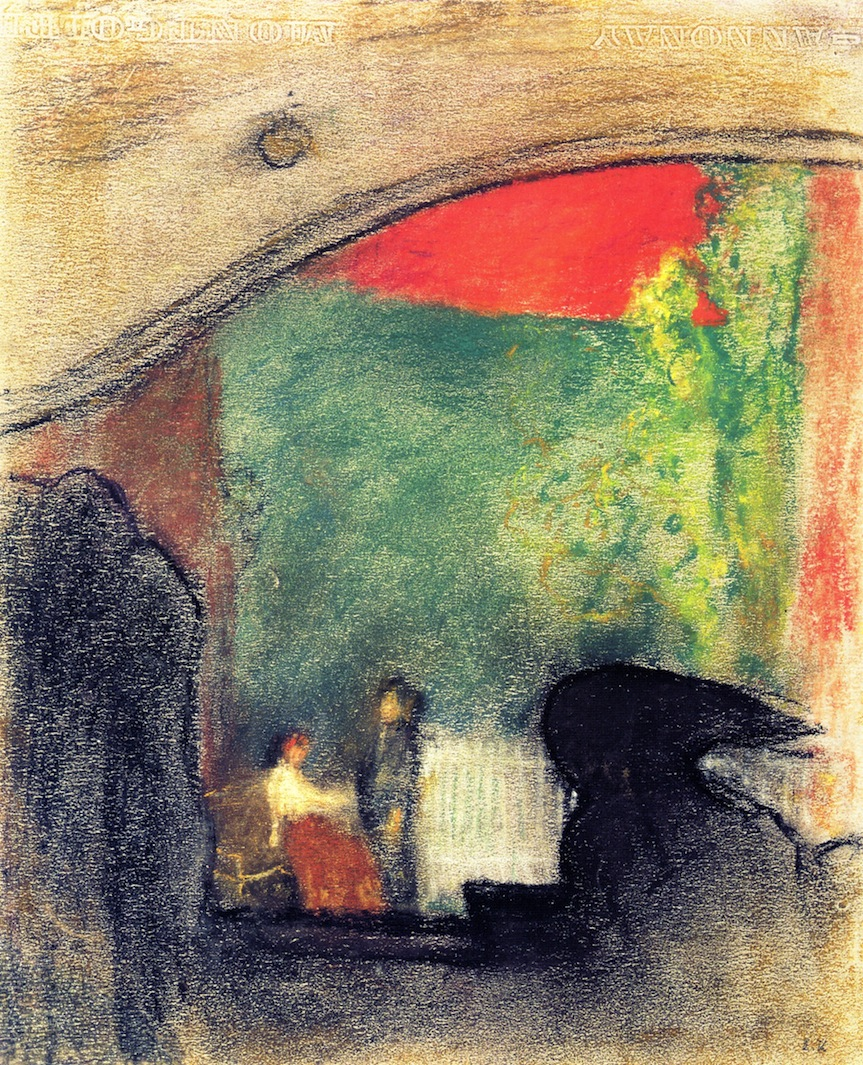 Scene From A Play By Ibsen