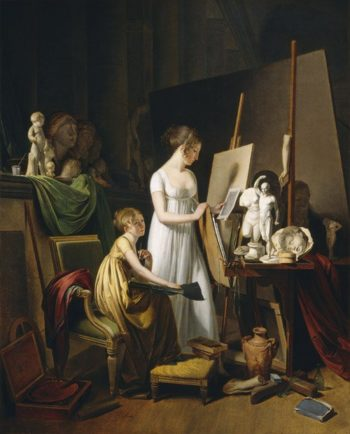 A Painter's Studio