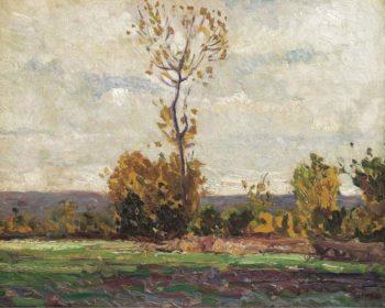 Landscape | Maximilien Luce | oil painting