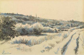 Landscape 02 | Maximilien Luce | oil painting