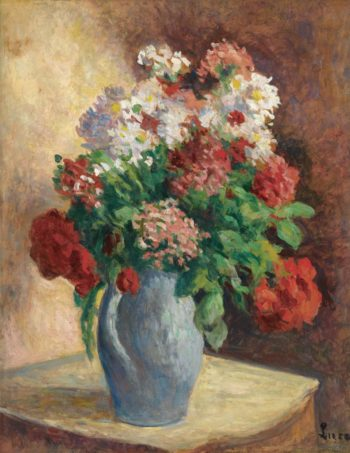 The Vase of | Maximilien Luce | oil painting