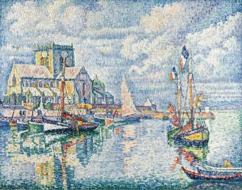 Barfleur 1913 | Paul Signac | oil painting