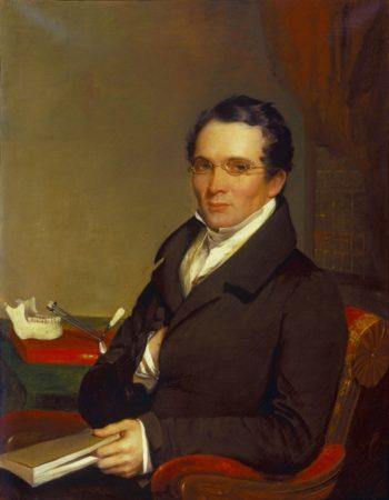 Dr. Samuel A. Bemis | John Singleton Copley | oil painting