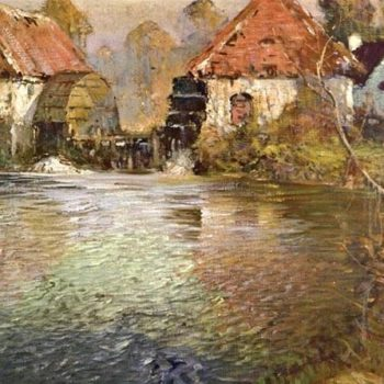 Aldrich, Georges Ames
