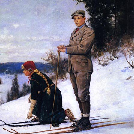Ender, Axel Hjalmar