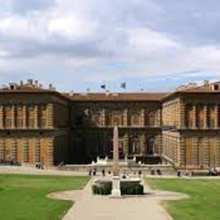 Uffitzi & Pitti Museum