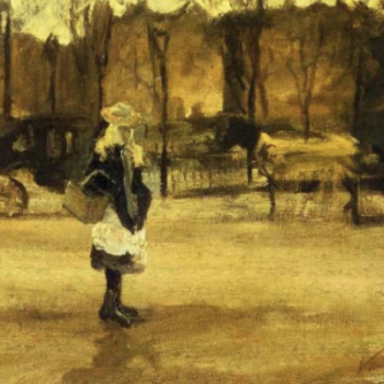 1881 to 1883 Earliest Paintings