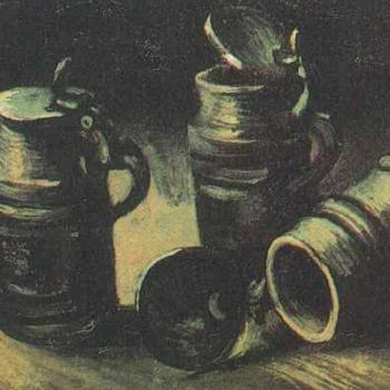 1883 to 1886 Nuenen and Antwerp