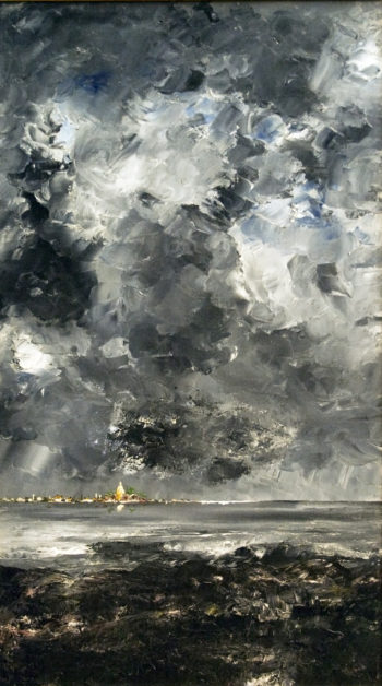 The Town 1903   Auguste Strindberg