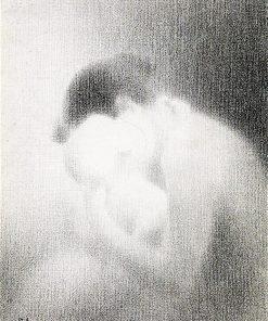 Motherhood | Charles Angrand | oil painting
