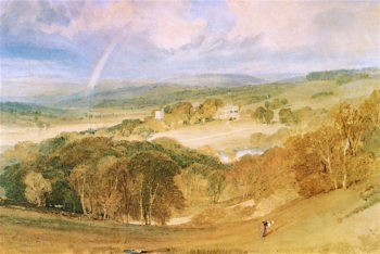 Ashburnham | Joseph Mallord William Turner | oil painting