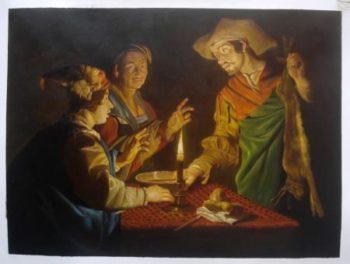 Esau and Jacob 1640s