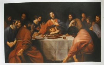 The Last Supper 1625-26