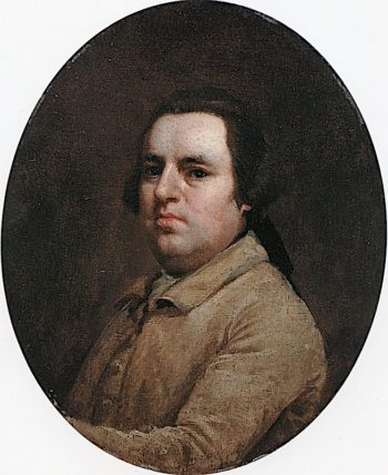 Self Portrait | George Stubbs | oil painting