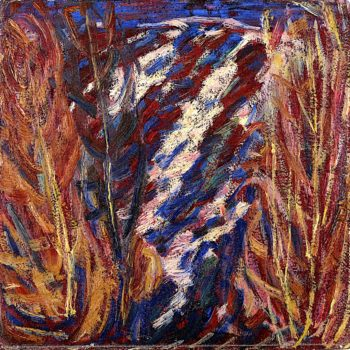 Maine Landscape | Marsden Hartley | oil painting