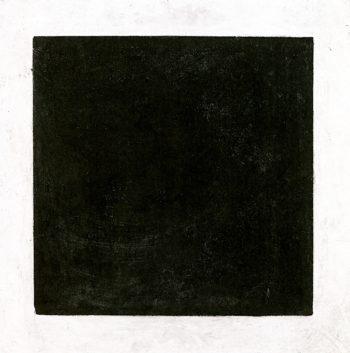 Black Square | Kasimir Malevich | oil painting
