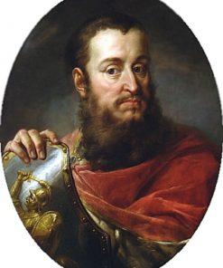 Portrait of Wladislaus II Jagiello | Marcello Bacciarelli | Oil Painting