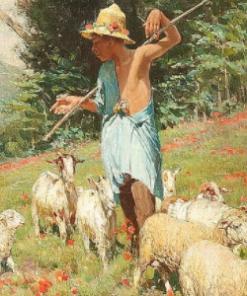 Campriani, Alceste