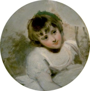 A Child | Thomas Lawrence | Oil Painting