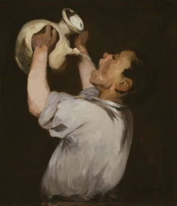 Boy with a Pitcher | Edouard Manet | Oil Painting