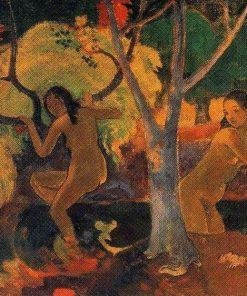 Bathers in Tahiti | Paul Gauguin | Oil Painting