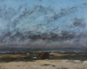 Eternity | Gustave Courbet | Oil Painting