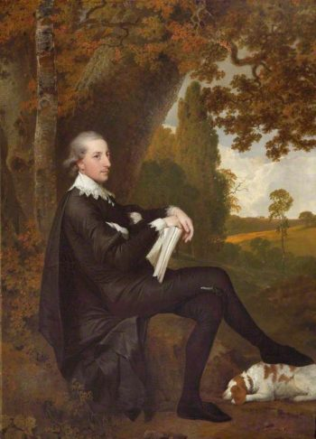 The Reverend Henry Case   Joseph Wright of Derby   Oil Painting